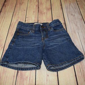 OshKosh Girls Size 4 Jean Shorts